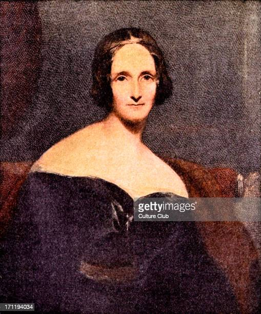 Author of Frankenstein Married to Percy B Shelley Daughter of Mary Wollstonecraft and William Godwin