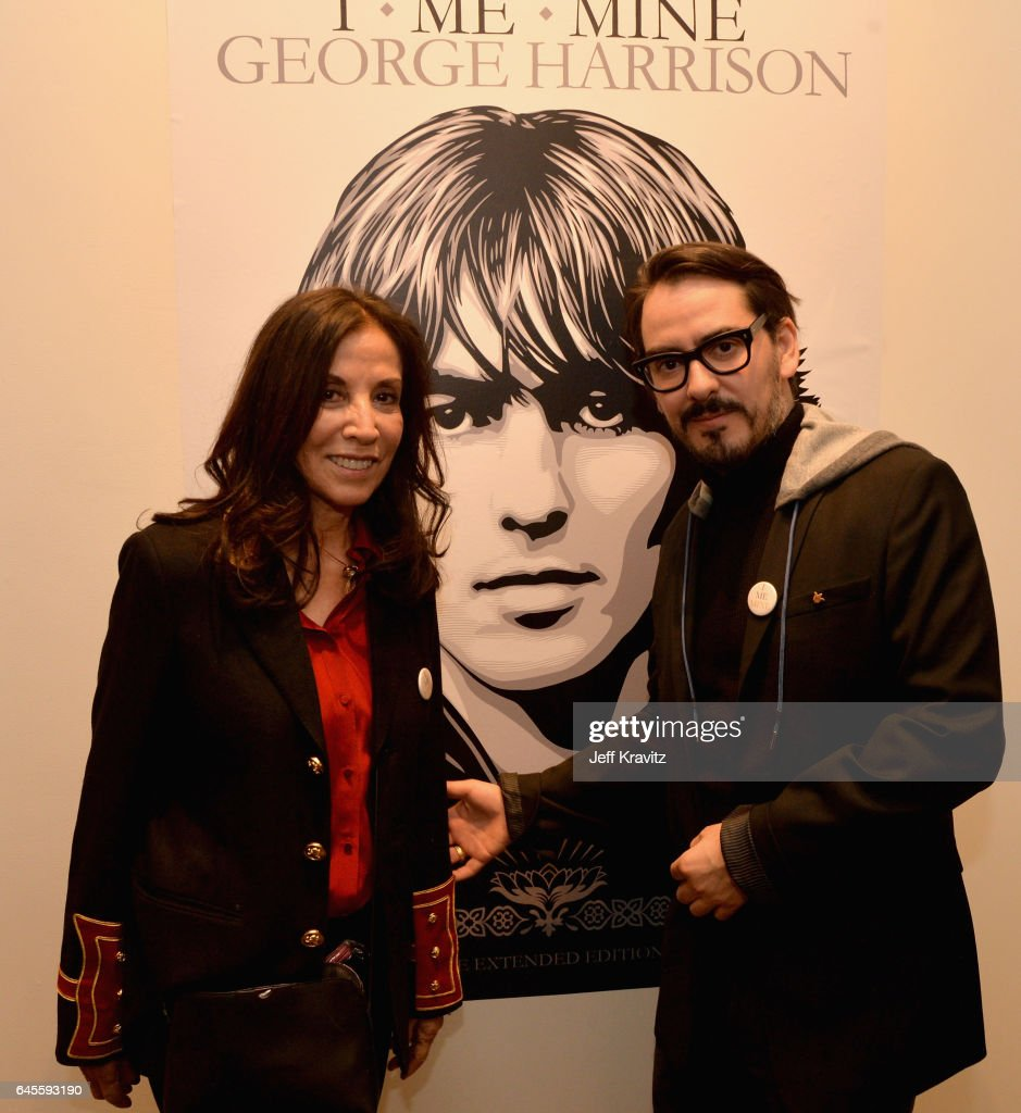 """I ME MINE"" George Harrison LA Book Launch"