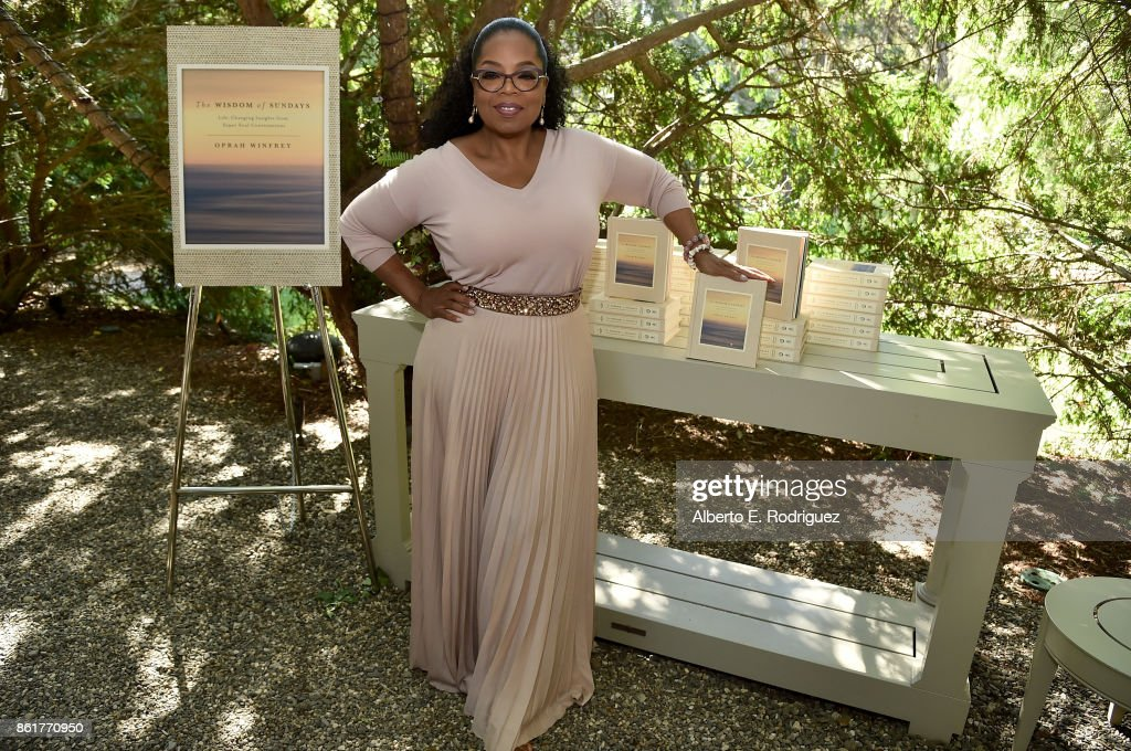 "Oprah Winfrey's Gospel Brunch Celebrating Her New Book ""Wisdom Of Sundays"""