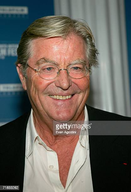 """Author Peter Mayle attends """"A Good Year"""" press conference during the Toronto International Film Festival held at the Sutton Place Hotel on September..."""
