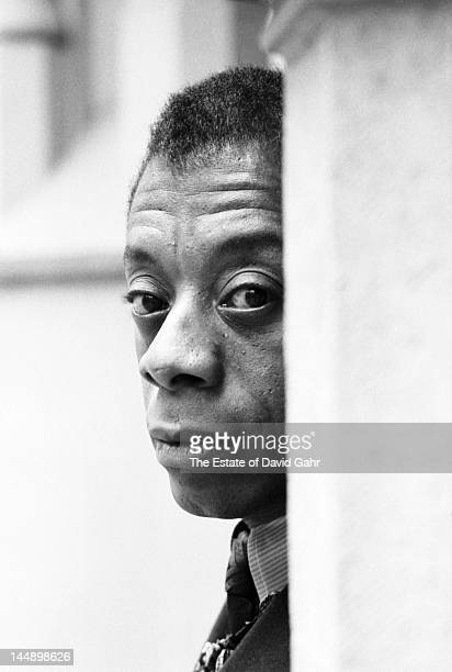 Author playwright and social critic James Baldwin poses for a portrait at home on May 22 1968 in New York City New York