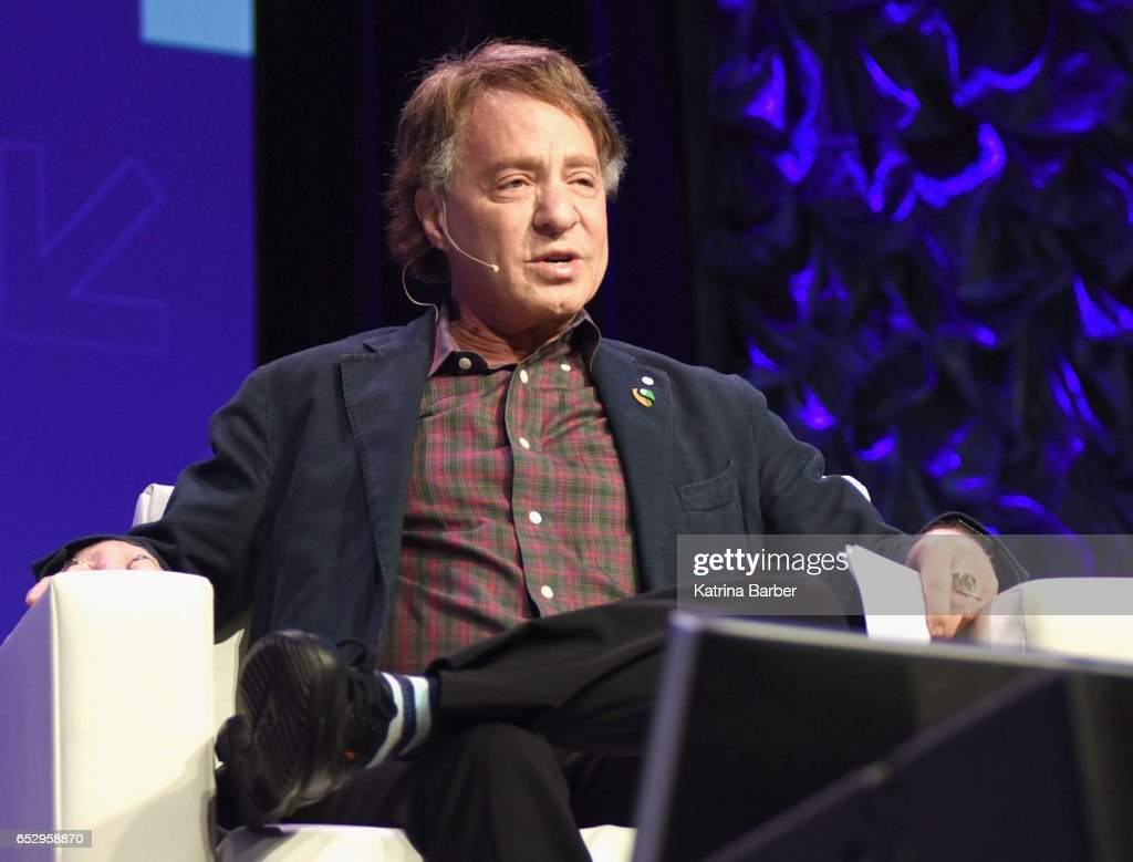 Author Ray Kurzweil speaks onstage at 'Ray and Amy Kurzweil on Collaboration and the Future ' during 2017 SXSW Conference and Festivals at Austin Convention Center on March 13, 2017 in Austin, Texas.