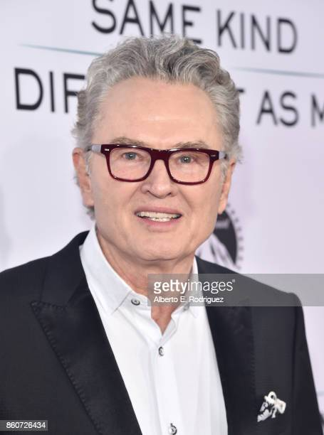 Author Ron Hall attends the premiere of Paramount Pictures and Pure Film Entertainment's Same Kind Of Different As Me at Westwood Village Theatre on...