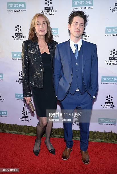 Author Rory Flynn and actor Sean Flynn attend the 50th Anniversary screening of The Sound of Music at the 2015 TCM Classic Film Festival Opening...