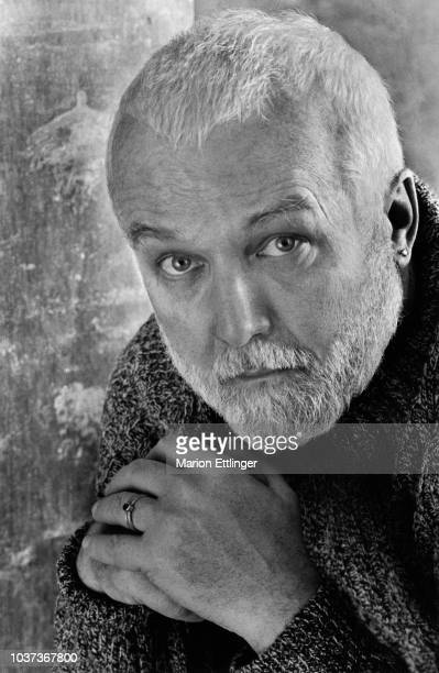Author Russell Banks is photographed in 1999