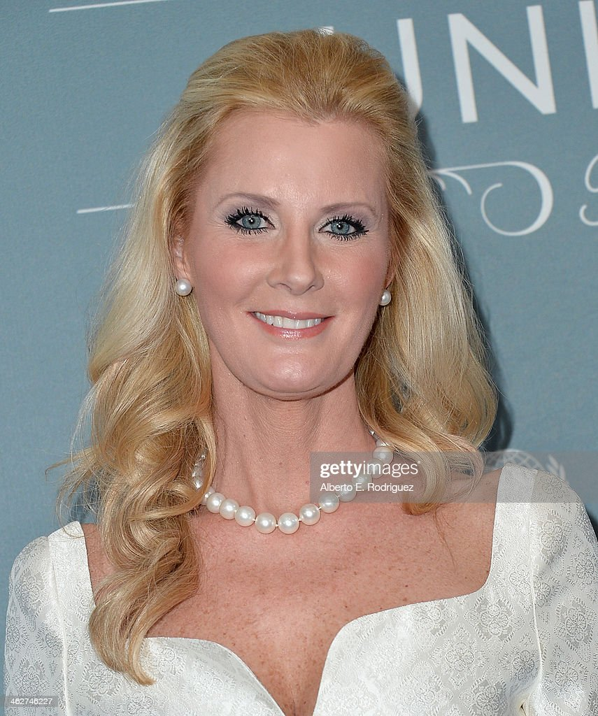 Author Sandra Lee arrives to the 2014 UNICEF Ball Presented by Baccarat at the Regent Beverly Wilshire Hotel on January 14, 2014 in Beverly Hills, California.