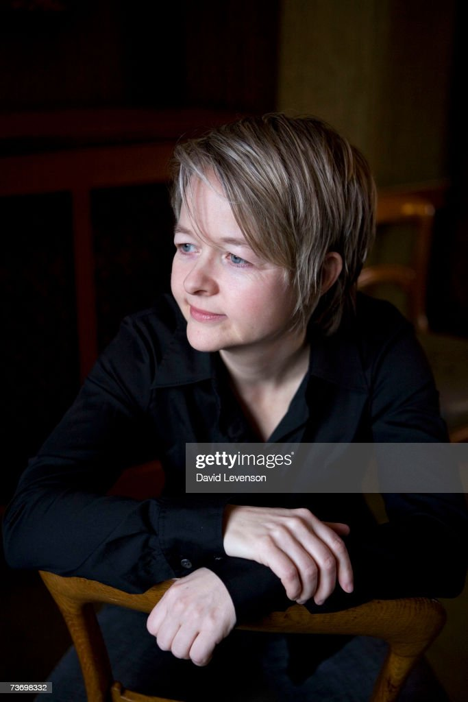 Author Sarah Waters poses for a portrait at the annual 'Sunday Times Oxford Literary Festival' held at Christ Church on March 25, 2007 in Oxford, England.