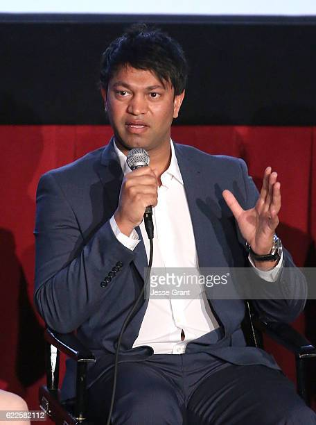 Author Saroo Brierley attends the premiere of The Weinstein Company's 'Lion' at AFI Fest 2016 on November 11 2016 in Los Angeles California
