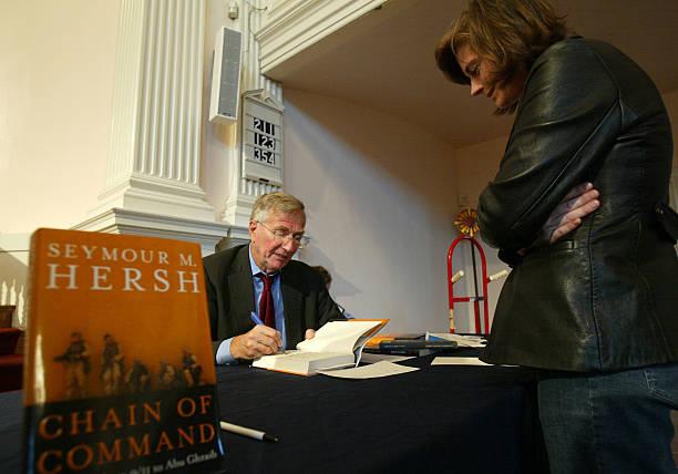 In Focus Journalist Seymour Hersh Writes Controversial Bin Laden