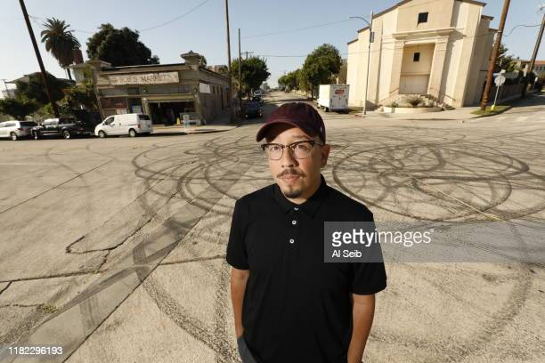 Author Shea Serrano is photographed for Los Angeles Times on October 4 2019 in Los Angeles California PUBLISHED IMAGE CREDIT MUST READ Al Seib/Los...