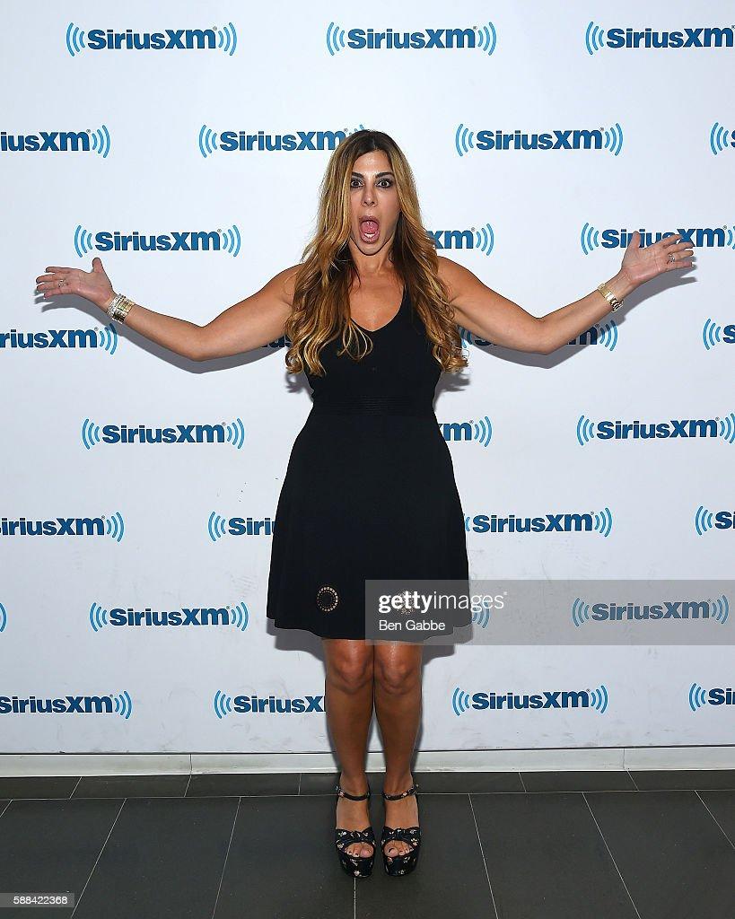 Celebrities Visit SiriusXM - August 11, 2016