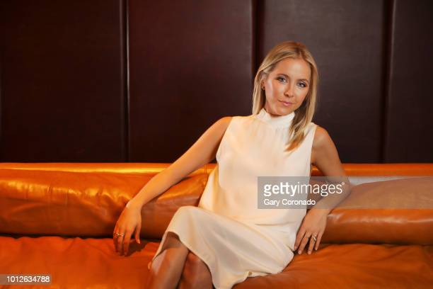Author Stephanie Danler is photographed for Los Angeles Times on May 3 2018 in Los Angeles California CREDIT MUST READ Gary Coronado/Los Angeles...