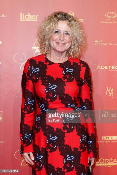 Author Susanne Froehlich attends the 8th VITA Charity Gala on October 28 2017 in Wiesbaden Germany