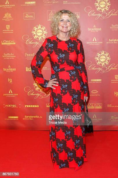 Author Susanne Froehlich during the 8th VITA Charity Gala In Wiesbaden on October 28 2017 in Wiesbaden Germany