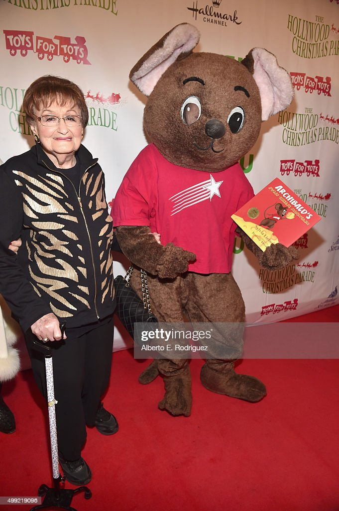 The Christmas Parade Hallmark.Author Sylvia Lieberman Attends 2015 Hollywood Christmas
