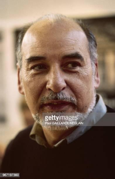 Author Tahar Ben Jelloun