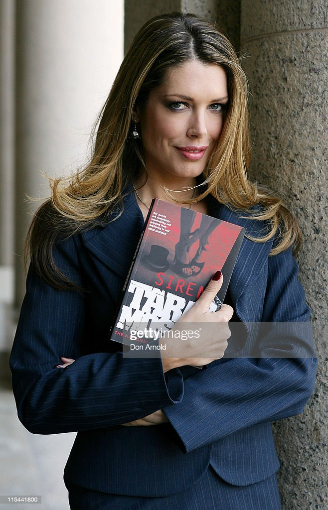 "Tara Moss Discusses New Novel ""Siren"""