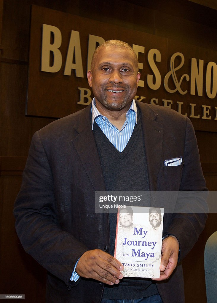 Tavis Smiley Book Signing