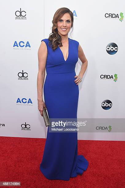 Author Taya Kyle attends the 2016 Miss America Competition at Boardwalk Hall Arena on September 13 2015 in Atlantic City New Jersey