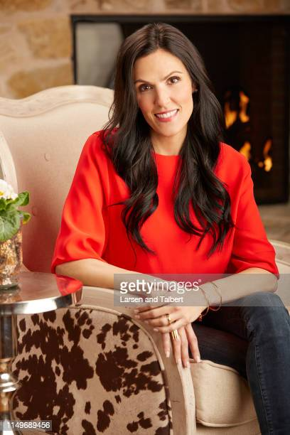 Author Taya Kyle is photographed for First For Women on February 21 2018 in Midlothian Texas PUBLISHED IMAGE