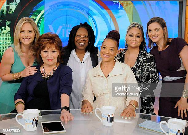 THE VIEW Author Terry McMillan visits THE VIEW 6/7/16 airing on the Walt Disney Television via Getty Images Television Network FARIS