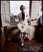 Author tom wolfe in his upper eastside apartment new york city 21st picture id142767291?s=170x170