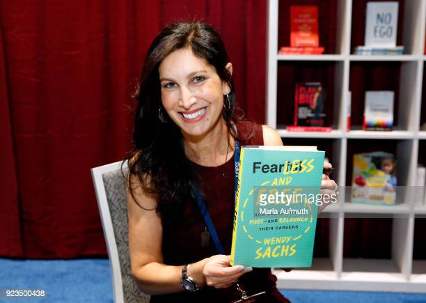 Author Wendy Sachs attends the Watermark Conference for Women 2018 at San Jose Convention Center on February 23 2018 in San Jose California