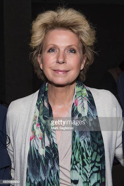 Author/Journalist Mary Mapes attends the Truth New York special screening at the Lincoln Plaza Cinema on October 23 2015 in New York City