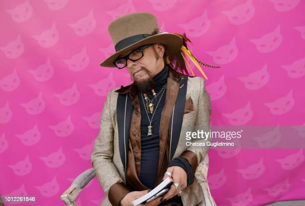 Author/photographer Paul Koudounaris attends CatCon Worldwide 2018 at Pasadena Convention Center on August 4 2018 in Pasadena California