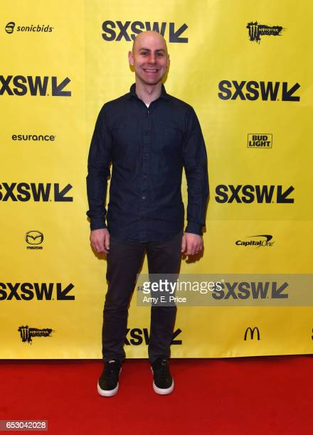 Author/professor Adam Grant attends the Interactive Keynote during 2017 SXSW Conference and Festivals at Austin Convention Center on March 13 2017 in...