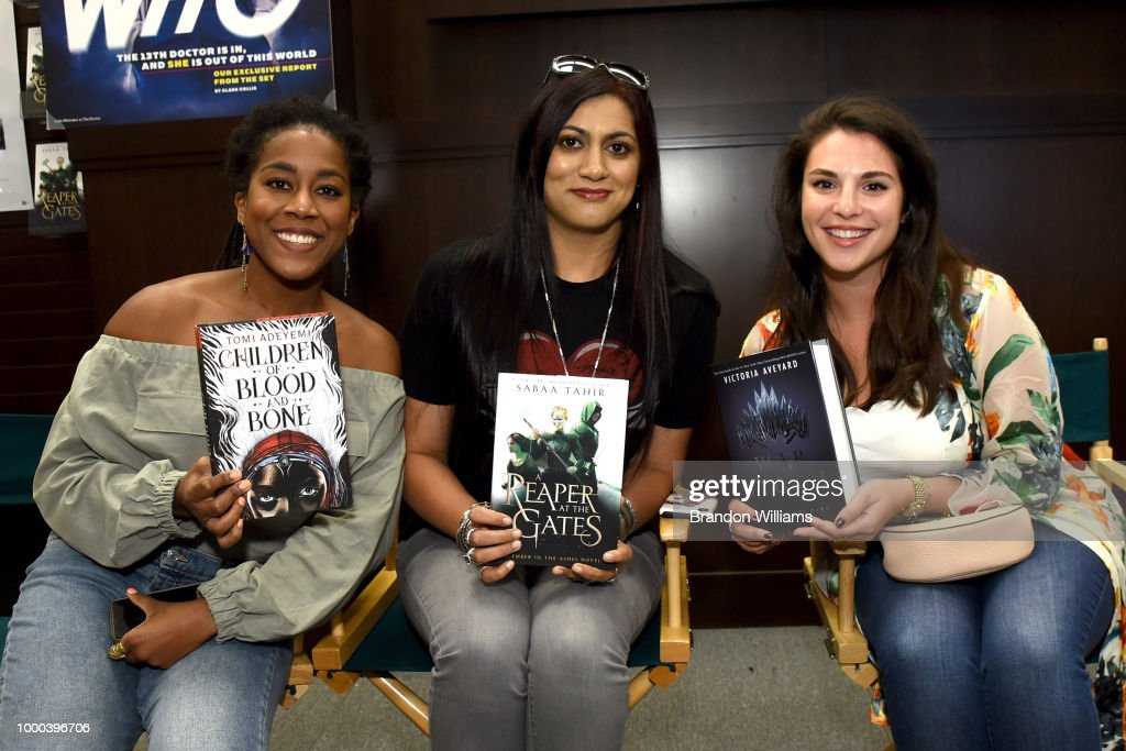 Entertainment Weekly Presents YA Fantasy Stars Panel