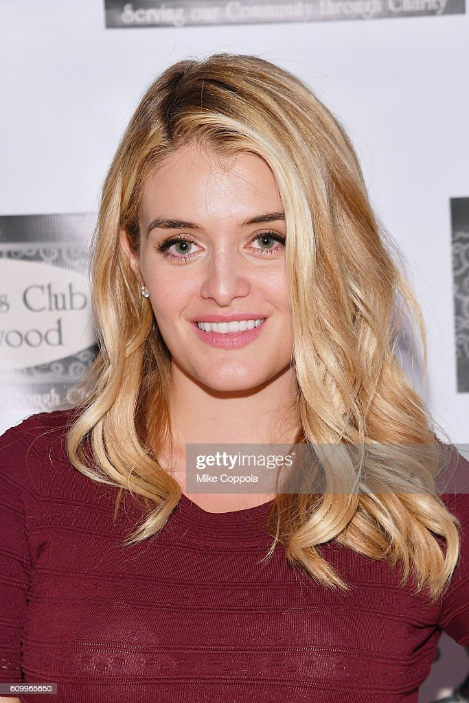 """Daphne Oz Signs Copies Of Her New Book """"The Happy Cook"""""""