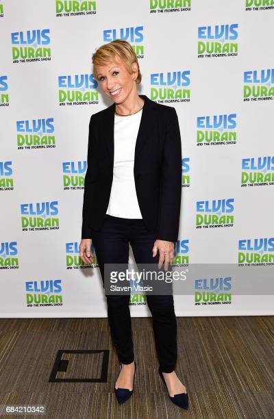 Author/TV personality Barbara Corcoran visits The Elvis Duran Z100 Morning Show at Z100 Studio on May 17 2017 in New York City
