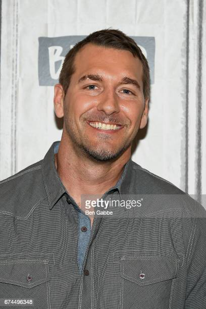 """Author/TV personality dog trainer Brandon McMillan attends the Build Series to discuss his new book """"Lucky Dog Lessons: Train Your Dog In 7 Days"""" at..."""