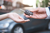 auto business, car sale, transportation, people and ownership co