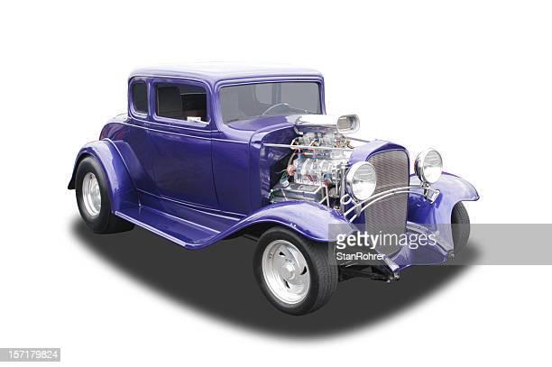 Auto Car - 1932 Chevrolet Hot Rod