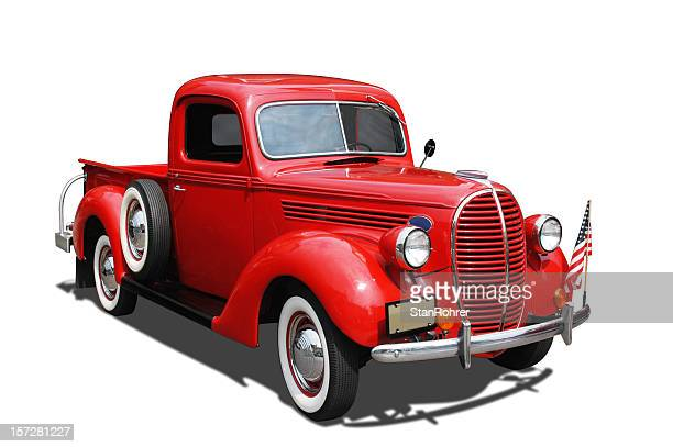 Auto Car - 1939 Ford Pickup Truck