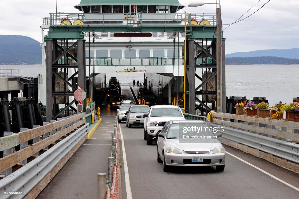 auto ferry from anacortes to lopez island san juan islands