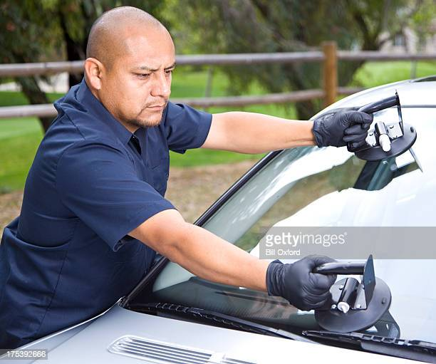 Auto Glass Repair & Replacement
