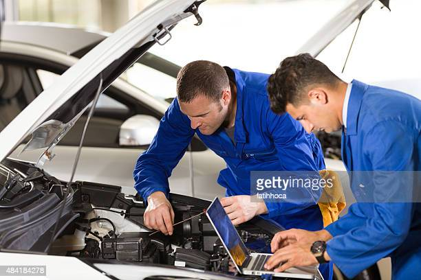 Auto Mechanic and Technician