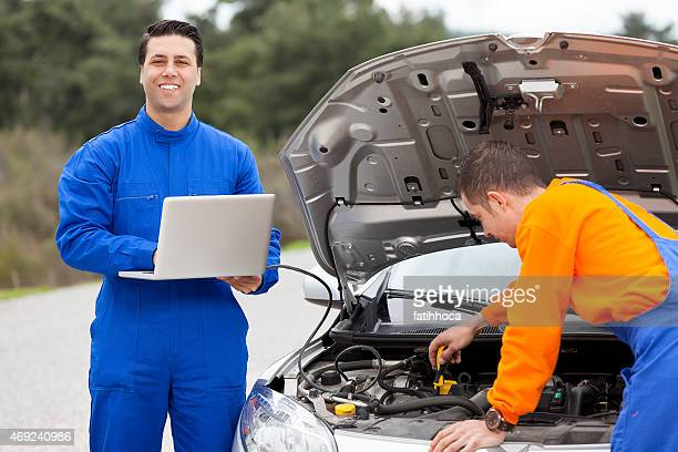 Auto Mechanic Road Assistance