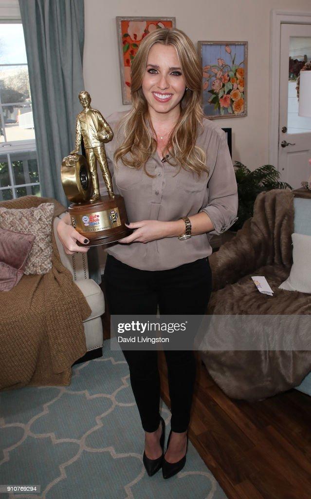"Celebrities Visit Hallmark's ""Home & Family"" : News Photo"
