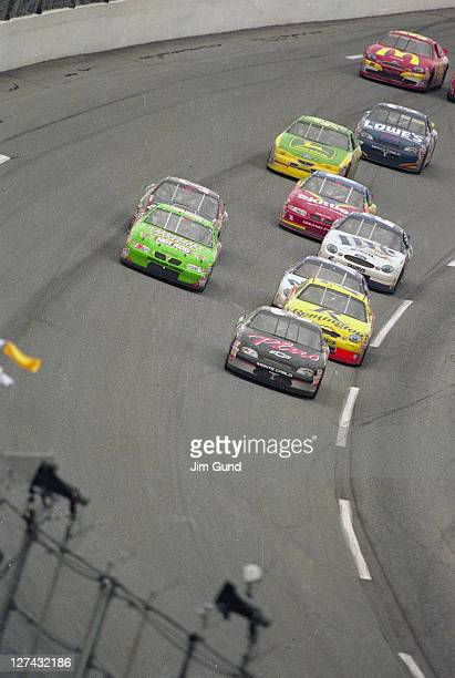 NASCAR Daytona 500 Dale Earnhardt in action at Daytona International Speedway Daytona FL CREDIT Jim Gund