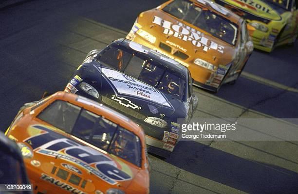 NASCAR NAPA 500 Dale Earnhardt Sr in action during race at Atlanta Motor SpeedwayHampton GA CREDIT George Tiedemann