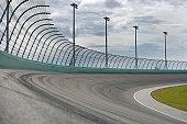 Auto racing Racetrack turn