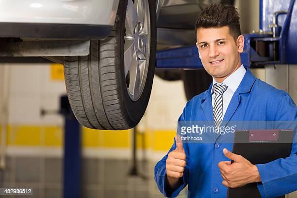 Auto Repair Shop Manager