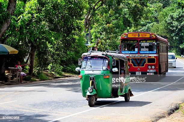auto rickshaw, sri-lanka - colombo stock pictures, royalty-free photos & images