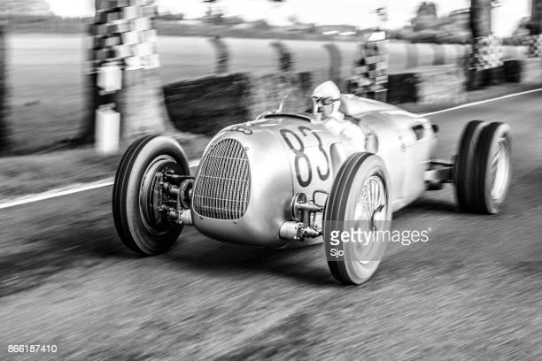 Auto Union Grand Prix pilotert Typ C V16