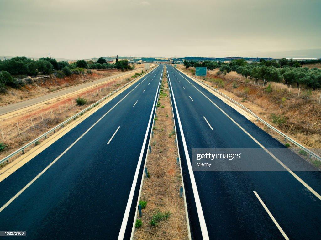 autobahn egnatia odos highway connecting greeceturkey