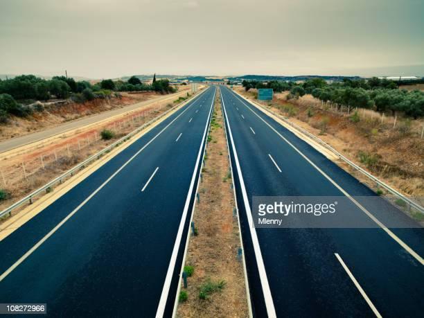 Autobahn Egnatia Odos Highway Connecting Greece-Turkey (European Union and EuropaAsia)